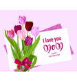 holiday mothers day vector image