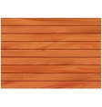 Wooden background with texture of hardwood vector image vector image