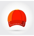 Cap Design element vector image vector image