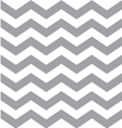 Gray and White Chevron Pattern