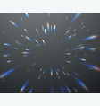 holographic transparent reflections flare isolated vector image