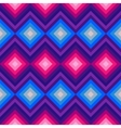 Modern crystal zig zag and rhombus seamless vector image vector image