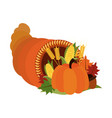 thanksgiving related icon image vector image vector image