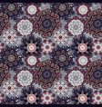 seamless pattern texture indian arabic turkish vector image vector image